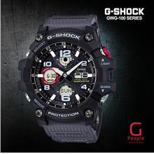 CASIO G-SHOCK GWG-100-1A8 MUDMASTER WATCH ☑ORIGINAL☑