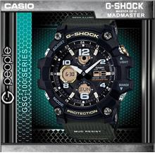 CASIO G-SHOCK GSG-100-1A3 MUDMASTER WATCH ☑ORIGINAL☑
