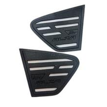 Perodua Alza Triangle Window Rear Cover 3D Carbon