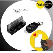 YALE RC10 Compact Remote Control with Remote Module Set
