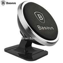Baseus 360 Rotation Magnetic Car Mount Holder (Black)