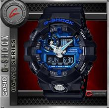 CASIO G-SHOCK GA-710-1A2 WATCH ☑ORIGINAL☑
