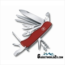 Victorinox Workchamp Red Multitool Pocket Knife 0.8564