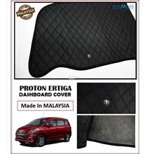 Proton Ertiga Dashboard Cover Black with Oem Emblem