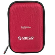 ORICO CASE HDD POUCH (PHD-25-RD) RED
