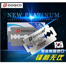 DORCO~ New Platinum Stainless Blade (10pcs)