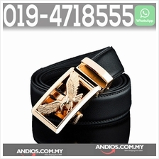 Leather Men's New Automatic Buckle Fashion Belt