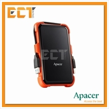 Apacer AC630 1TB USB 3.1 2.5 Military-Grade Shockproof Portable Hard