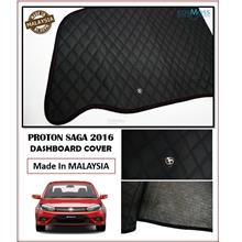 Pronton Saga 2016 Dashboard Cover Black with Oem Emblem