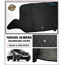 Nissan Almera Dashboard Cover Black with Oem Emblem