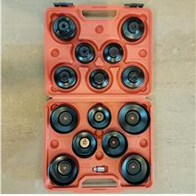 14pcs Cup Type Oil Filter Wrench ID449904