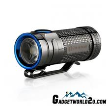 SALE Olight S MINI Baton Stainless Steel CREE XM-L2 LED Flashlight