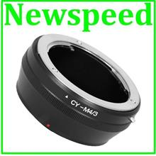 New Contax Yashica CY Lens To MFT M43 Micro 43 M4/3 Body Mount adapter