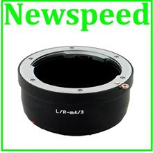 New Leica R Lens To MFT M43 Micro 43 M4/3 Body Mount adapter