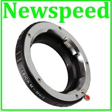 New Leica M Lens To MFT M43 Micro 43 M4/3 Body Mount adapter