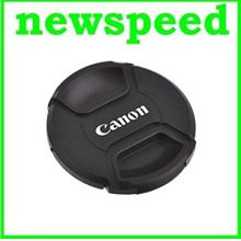 New Canon 52mm Snap On Lens Cap for Canon Lens Digital Camera