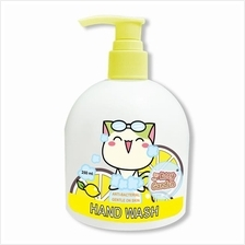 KITTY GARDEN LEMON HAND WASH 250ML X 3 UNITS