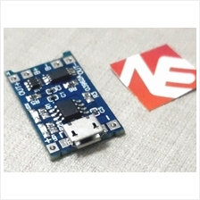 1A Lithium Battery Charger Module - Charging And Protection Board Arduino PIC
