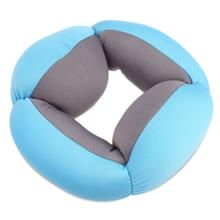 A Annular Nap Pillow Office Lazy Sleep Cushion Blinker Circle Neck Protection