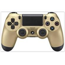 SONY DUALSHOCK 4 WIRELESS CONTROLLER FOR PC AND PS4 SYSTEM (GOLD)