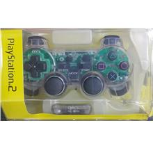 PLAYSTATION 2 DUALSHOCK 2 WIRELESS CONTROLLER (CLEAR)