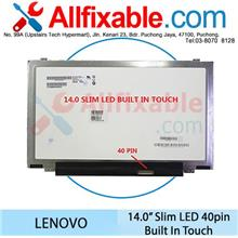 14 Slim LED Built In Touch (40pin) Lenovo IdeaPad S400 S410P S415