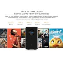 Xiaomi Mijia 3D Android Projector 3500 Lumens Wifi Bluetooth 4.1