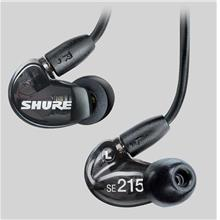 (PM Availability) Shure SE215 Sound Isolating Earphones