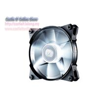 COOLER MASTER Casing Fan JETFLO 120 12CM (R4-JFDP-20PW-R1) WHITE