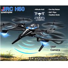 JJRC H50 Quadcopter Drone 5MP Camera FREE Extra Battery. OneKey Return