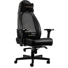 NOBLECHAIRS ICON GAMING CHAIR - BLACK/GOLD