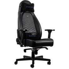 NOBLECHAIRS ICON GAMING CHAIR - BLACK/BLUE