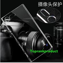 Imak Sony Xperia X Compact Transparent Hard Back Case Cover Casing