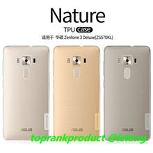 Nillkin Asus Zenfone 3 Deluxe ZS570KL Soft TPU Case Cover Casing