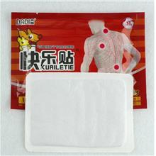 Warm paste stickers relieve pain