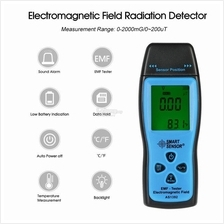 AS1392 Digital LCD Mini Radiation EMF Tester Electromagnetic Detector