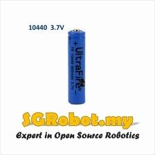 10440 3.6V 600mAh Rechargeable Li-Ion Battery (AAA /7 Size)