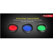 Klarus FT11S Flashlight Filter - XT11, XT11S, XT11GT, XT12S