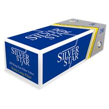 Silver Star Full Flavour Extra Long Filter 200pieces / box