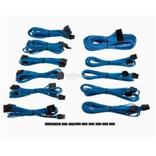 CORSAIR SLEEVED PSU CABLE KIT TYPE 4 (GENERATION 3) -BLUE CP-8920154