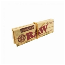 Raw Organic Connoisseur 1 1/4 Cigarette Paper with Tip