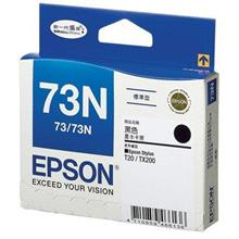 GENUINE EPSON 73N BLACK INK CARTRIDGE **NEW**SEALED BOX