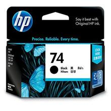 GENUINE HP 74 BLACK INK CARTRIDGE (CB335WA) **NEW**SEALED BOX