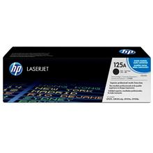 GENUINE HP 125A BLACK INK TONER (CB540A) **NEW**SEALED BOX