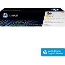 GENUINE HP 126A YELLOW INK TONER (CE312A) **NEW**SEALED BOX