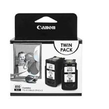 GENUINE CANON PG-810 BLACK TWIN VALUE INK CARTRIDGE **NEW**SEALED