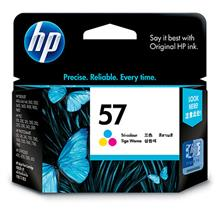 GENUINE HP 57 COLOR INK CARTRIDGE (C6657A) **NEW**SEALED BOX