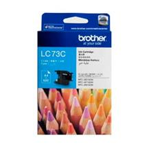 GENUINE BROTHER LC-73 CYAN INK CARTRIDGE **NEW**SEALED BOX