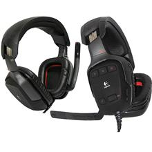 LOGITECH G35 7.1 SURROUND WIRED GAMING HEADSET (981-000532)