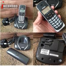 **incendeo** - ENZER DECT Digital Cordless Telephone ED8135